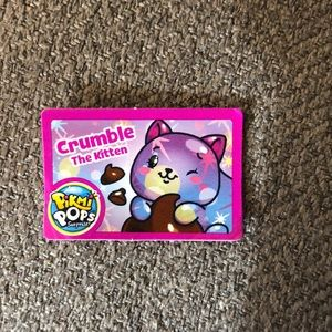 Pikmi Pops Other - Crumble the Kitten Pikmi Pop